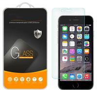 2X  Tempered Glass Screen Protector Saver For Apple iPhone 8 Plus