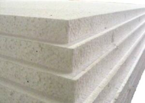 """BRAND NEW EXPANDED 2"""" POLYSTYRENE FOAM SHEETS 2400x1200x50mm / HIGH QUALITY"""