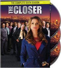 Closer - The Closer: The Complete Sixth Season [New DVD] Ac-3/Dolby Digital, Dol