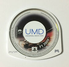 USED PSP Disc Only F1 2009 JAPAN import Japanese game Formula One