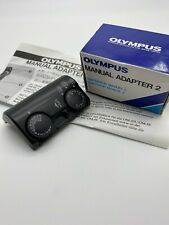 MINT Olympus Manual Adapter 2 For Olympus OM-101 SLR Only not OM-10 Or OM-4Ti