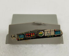 Kenner Vintage 1980s Star Wars AT AT Dash Board Original Part with Decal