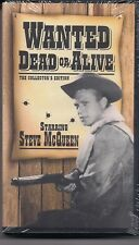 Wanted Dead or Alive Collector's Edition(1998) VHS