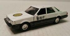 Vintage Diapet Yonezawa Toyota Crown 4 Door Hardtop No 144 Police Japan HTF