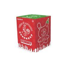 Kidrobot Dunny Sketracha Sket One Sriracha Vinyl Figure Urban Collectibles