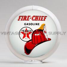 """Gas Pump Globe Texaco Fire Chief 13.5"""" (G195)"""