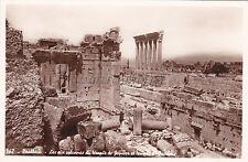 LEBANON - Baalbeck - Colonnes du Temple de Jupiter et Bacchus - Photo Postcard 2