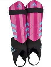 Adidas Youth Ghost Soccer Shinguards Pink/Cyan Small S New