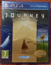JOURNEY COLLECTOR'S EDITION NUEVO Y PRECINTADO ESPAÑA PLAYSTATION 4 PS4