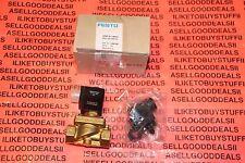 """Festo VZWF-B-L-M22C-N12-135-1P4-10 Solenoid Valve 24VDC 1/2"""" 1492160 New"""