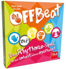 HOLA OffBeat Rhythmus- und Bewegungsspiel