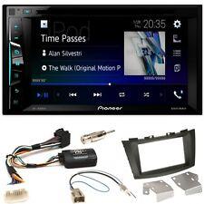 Pioneer AVH-A3100DAB USB MP3 DAB+ Bluetooth Einbauset für Suzuki Swift Sport FZ