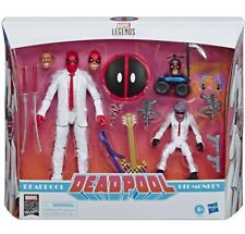 MARVEL LEGENDS 80TH ANNIVERSARY DEADPOOL & HIT-MONKEY ACTION FIGURE 2-PACK