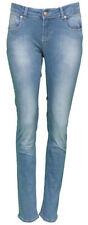 Hosengröße 34 L30 Damen-Jeans mit mittlerer Bundhöhe