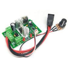6V 12V 24V 10A PWM DC Motor Speed Controller Reversible CW CCW Regulator Swi fs