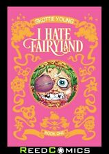 I HATE FAIRYLAND VOLUME 1 DELUXE HARDCOVER New Hardback Collects #1-10