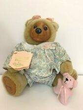 "LIMITED EDITION ORIGINAL ROBERT RAIKES ""COURTNEY"" TEDDY BEAR"