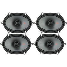"(4) KICKER 44KSC6804 KSC680 6x8"" 600 Watt 2-Way Car Stereo Speakers KSC68"