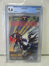 DC Comics World's Finest #1 CGC 9.6