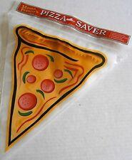 PIZZA SAVER CLEAR STORAGE BAG 12-Pack By Mama Fresco's  Refrigerator/Freezer