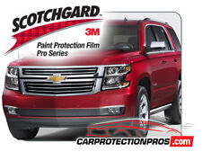 2018 Chevrolet Tahoe 3M Scotchgard PRO Series Paint Protection Bumper Kit