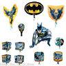 DC Comics BATMAN Superhero Supplies Boys Birthday Party Decorations BALLOONS