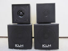KLH TW-08 Home Theater Speakers Tested Free Shipping