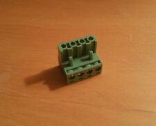 4-Pin Power Plug PHOENIX GOLD Equalizer AX204 AX406 TBA-1 TITANIUM DEQ EQ215IX