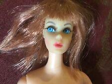 VINTAGE Barbie Doll DRAMATIC LIVING BARBIE Red Hair