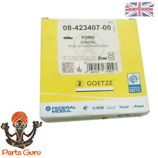 Goetze 1 Cyl Piston Rings Oversize 0.50 pour Mazda Ford Volvo Essence 08-423407-00