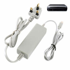 UK AC Power Adapter Wall Charger Compatible With Nintendo Wii U Game Pad at