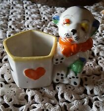 VINTAGE ♡ BONZO Comic Strip DOG Character Planter ♡ MADE IN Japan