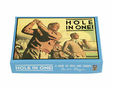Vintage Games - Hole In One! - A Game of Skill & Chance - 2-4 Players