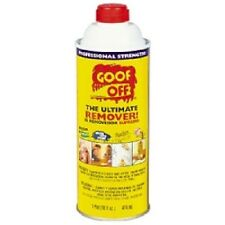 New Goof Off FG653 Professional Strength Remover, Pourable 16-Ounce