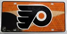 PHILADELPHIA FLYERS LICENSE PLATE NHL HOCKEY METAL SIGN NEW L187