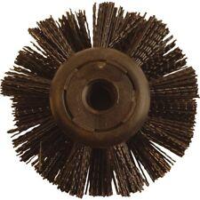 "Drain Rod Hedgehog Attachment Screw On 4"" 110mm Drain Cleaning Rod Brush"