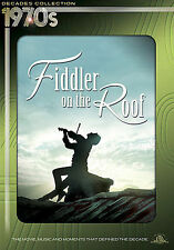 Fiddler on the Roof (DVD, Decades Collection) LIKE NEW!