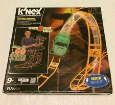 Knex Raptors Revenge ROLLER COASTER Building set 51432 COMPLETE Part Bags Sealed