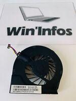 Ventilateur refroidisseur chaleur cpu fan HP Pavilion G6-2000 (G6-2041sf)