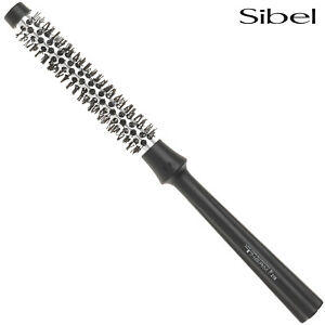 Sibel 210 Radial Hair Brush / Anti-static Heat Retaining & Aluminium Barrel 9mm
