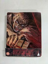 Berserk - Original 1997 TV Series Anime Steelbook (Blu-ray) **Region B**