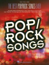 The Best Pop Rock Songs Ever Learn to Play Beat It PIANO VOCAL GUITAR MUSIC BOOK