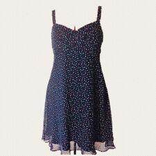 Vineyard Vines Navy Red White & Blue Fireworks Dress Size 12 BNWT