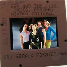 SEX AND THE CITY CAST Sarah Jessica Parker, Kim Cattrall, Kristin Davis  SLIDE 7
