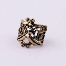 Geometric Unisex Bones Clamp Alloy Jewelry Cuff U-shaped Earring Retro