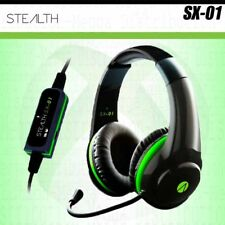 Stealth SX01 Microsoft Xbox One Stereo Gaming Gaming/Chat Headset + Microphone