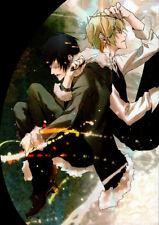 DRRR!! Durarara!! DRRR YAOI Doujinshi Comic Shizuo x Izaya Little Death Deautz