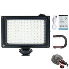 LED Video Light Camera Photo Studio Lighting For Smartphone DSLR SLR Vlog Lamp