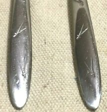 48 Unbranded Stainless Steel Japan Flatware Fork Knife Spoon
