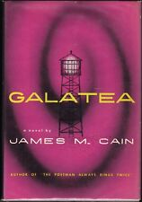 GALATEA-JAMES M. CAIN-FIRST EDITION-1953